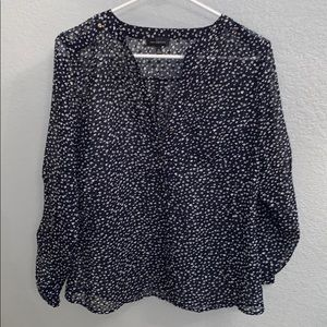 The Limited starry top